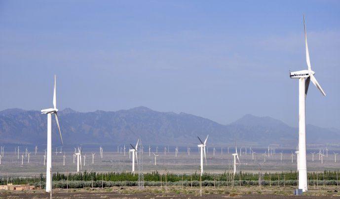 风功率预测系统案例--达坂城风力发电厂