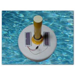 CUB 信号接收及传输一体浮标