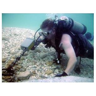 jwfishers 手持式陆海两用金属探测器