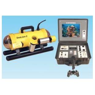 Sealion-2型ROV水下机器人