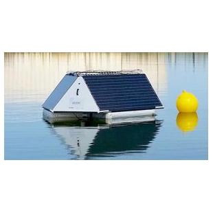 MPC-Buoy超声波控藻及水质监测浮标系统