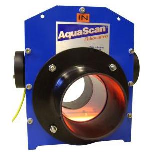 Aquascan CSE系列魚類計數器