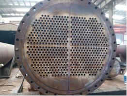 安徽歌博氦质谱检漏仪用于高压换热器检漏