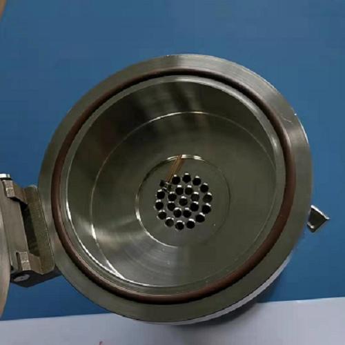 热电堆红外温度传感器氦质谱检漏