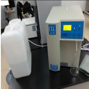 四川艾柯品牌液相色谱用超纯水机