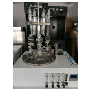 弋研DCY-HS硫化物吹扫仪 水质硫化物酸化吹气仪