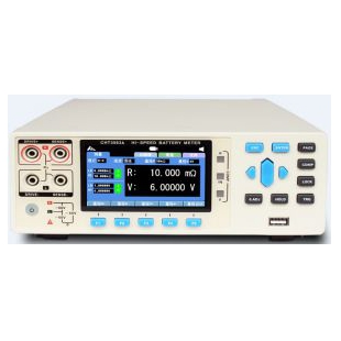 CHT3563A 高速電池內阻測試儀