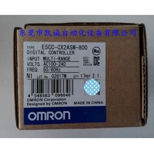 E5CC-CX2ASM-800 欧姆龙温控器全新实惠物美