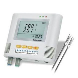 L93-2双路温度记录仪