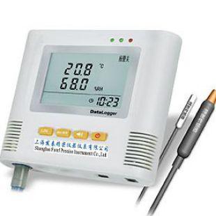 单路温湿度记录仪