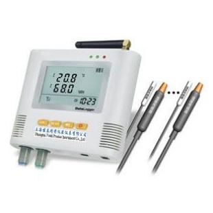 三路短信报警温湿度记录仪