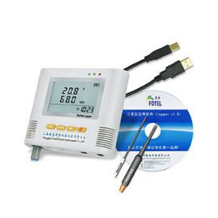 单路高温温湿度记录仪