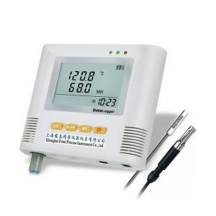 单路高温温湿度记录仪(高温型)