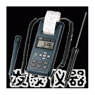 TES-1362 列表式溫濕度計