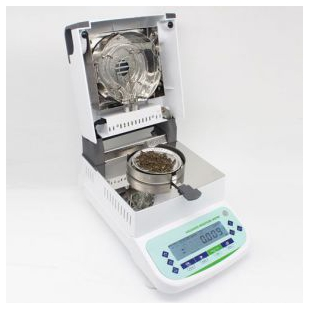 高端型卤素水分测试仪