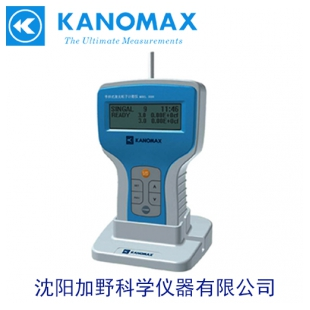 加野MODEL 3887ser日本KANOMAX尘埃粒子计数器