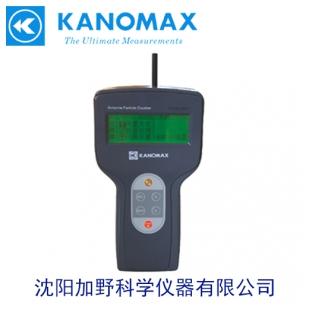 加野MODEL 3887L日本KANOMAX尘埃粒子计数器