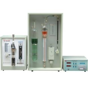 河北石家庄-碳硫联测分析仪