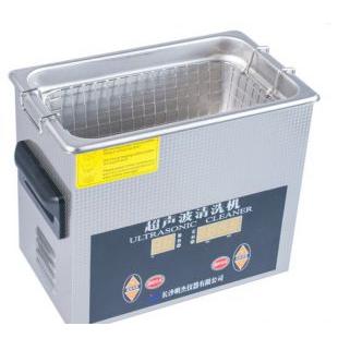 长沙3L不锈钢超声波清洗机