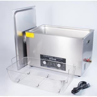 株洲汽车配件专用30L超声波清洗机