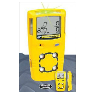 BW GasAlertMicroClip个人用四气体检测仪