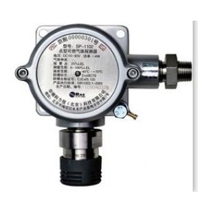 美国华瑞SP-1102 固定式可燃气体检测器