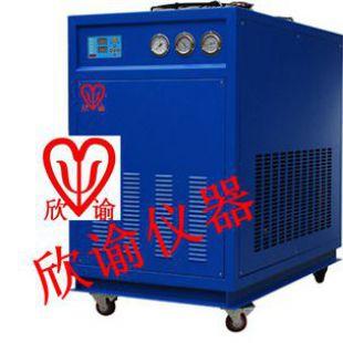 上海工业冷冻机XY-LS-60HP冷水机注塑机冰水机