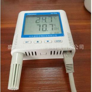 盛世宏博POE供电以太网温湿度传感器