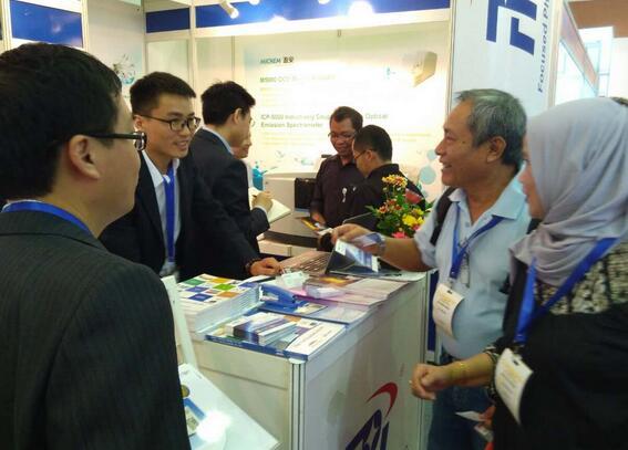 安谱实验科技与聚光科技共携手 开拓东南亚市场