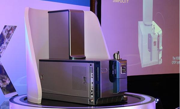 SCIEX在沪发布高分辨X500R QTOF质谱系统