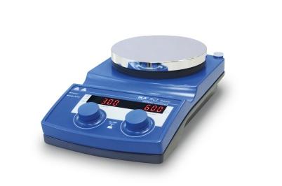 新款磁力搅拌器RCT 上市风暴——无可比拟的精确控温 !