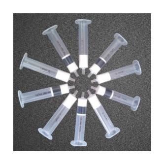abTech Al2O3-B 碱性氧化铝萃取柱(SPE)