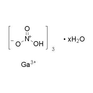 硝酸镓(III) 水合物 99.999% metals basis