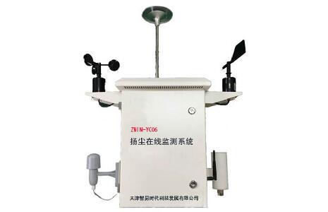 ZWIN—YC06扬尘在线监测系统 实现污染源实时数据监控