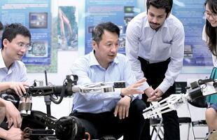 专访北航机器人教授、博导王田苗:机器人未来三大重点应用