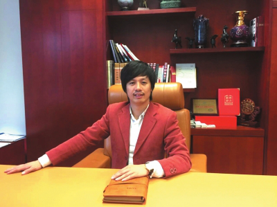卓桂朝:自主创业 研发国人阀门品牌