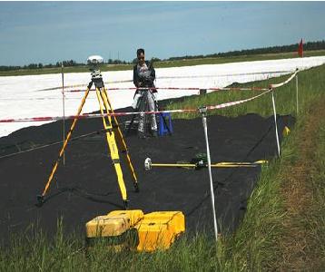 资源三号02星激光测高仪 首次在轨检校成功