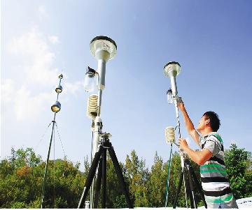 中科院建设立体监测网络 让大气污染物无处可逃