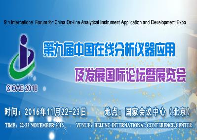 """""""第九届中国在线分析仪器应用及发展国际论坛暨展览会""""大会日程"""