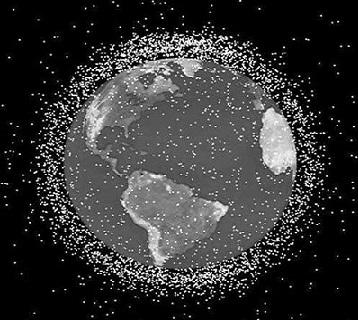 空间碎片数量急剧增长 航天器空间安全如何保障