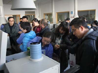 海光仪器成功举办2016年第二期液相色谱-原子荧光联用技术培训班