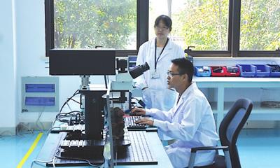 """苏州医工所自主研发超高分辨率显微镜系列产品  打破医疗器械""""洋垄断"""""""