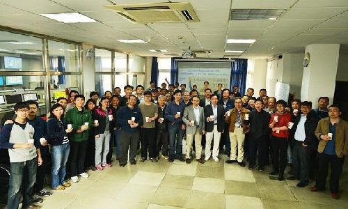 科技进步一等奖    中国首台高能加速器华丽变身