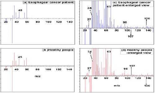 合肥研究院实时在线检测呼气质谱仪研制成功