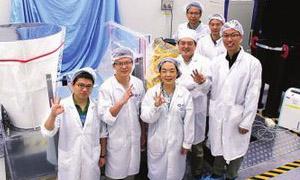 中科院研制干涉式大气垂直探测仪 实现代纪跨越