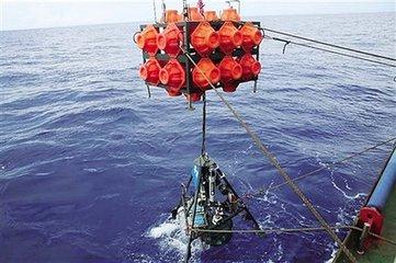 中科院自主研发成功万米级海底地震仪