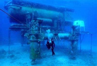我国将建可容纳数十人的海底实验室