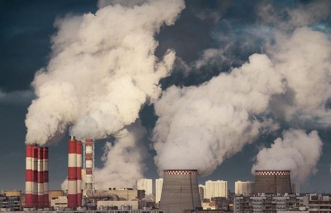 看看哪些企业正在污染大气环境