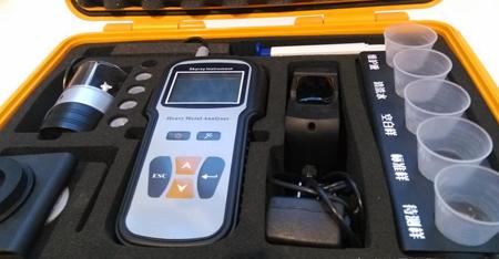 天瑞仪器HM-5000P可检测重金属离子增加至14个