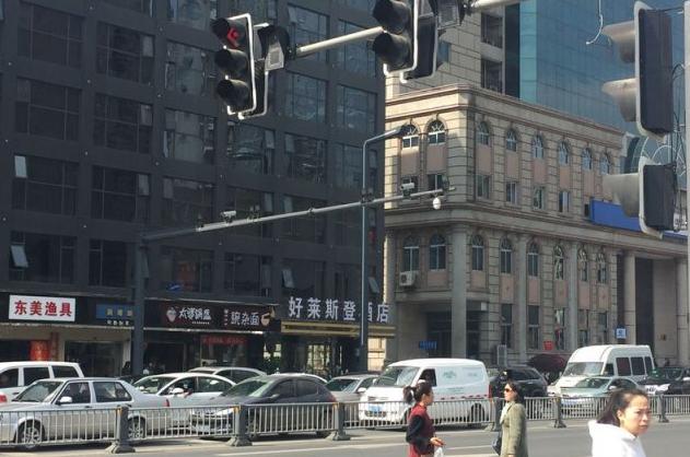 """152套综合检测仪器启用 交通违法行为难逃""""法眼"""""""
